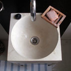Concrete sink - Bathroom