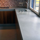 Concrete design - Kitchen